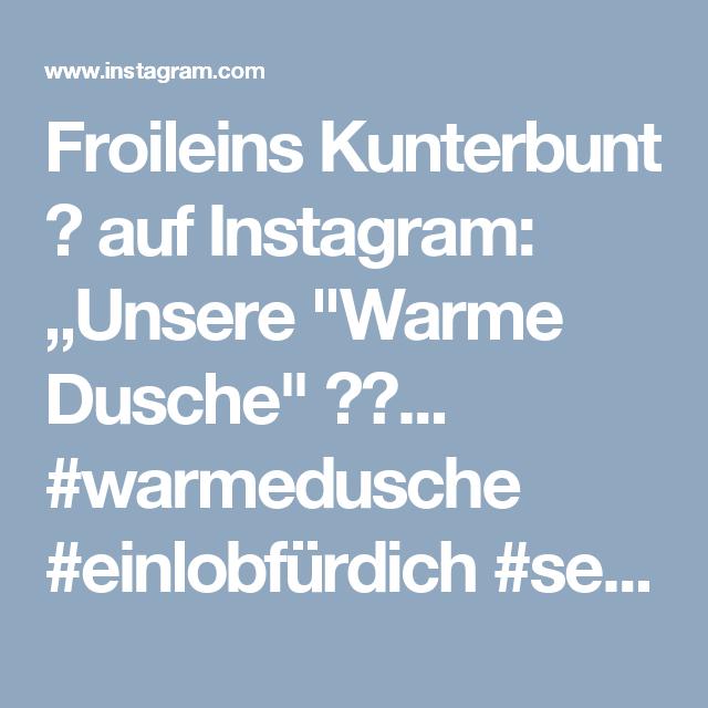 """Froileins Kunterbunt auf Instagram: """"Unsere \"""