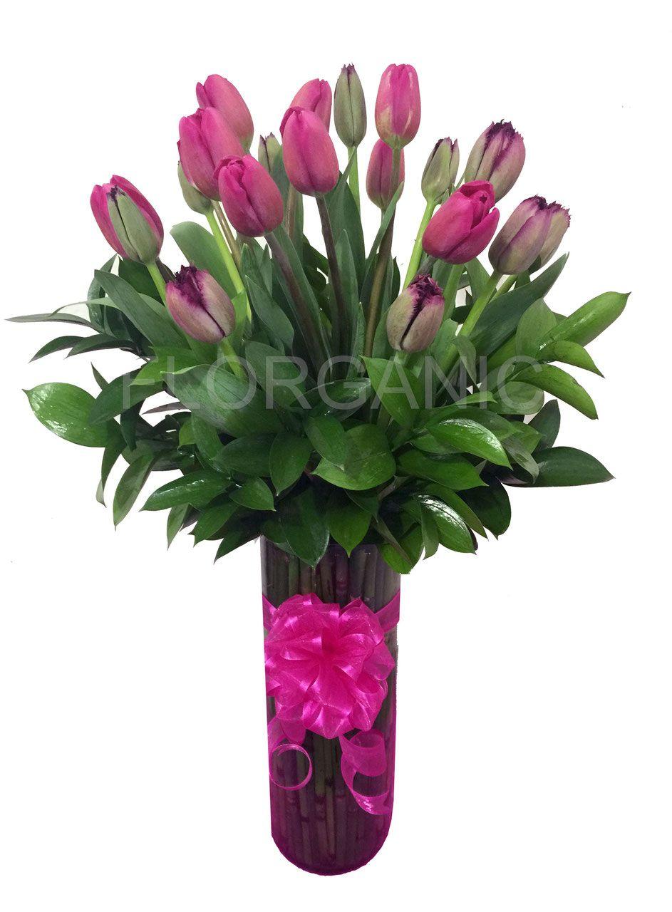 Tulipanes Para Mama  Modelo  Alto Tulip