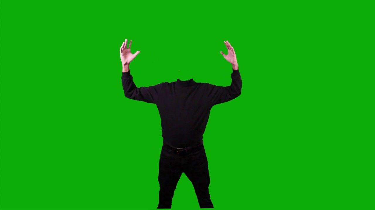 Green Screen Effect Invisible Man Headless Greenscreen Green Screen Backgrounds Free Green Screen