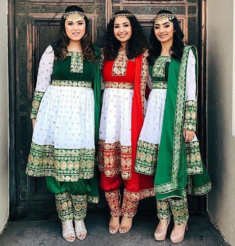 Pin By Neetu Gagan Gauba On Mehndi: #afghan #style #dress