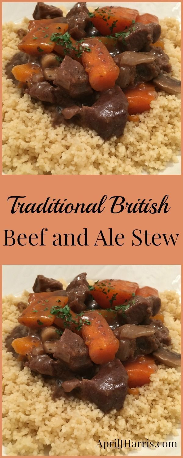 Beef and Ale Stew Recipe Beef, ale stew, British