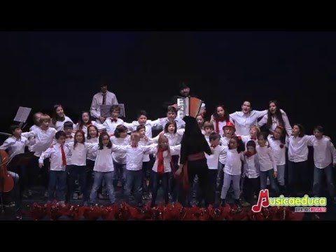 Popurrí de anuncios navideños - Concierto de Navidad Musicaeduca ...