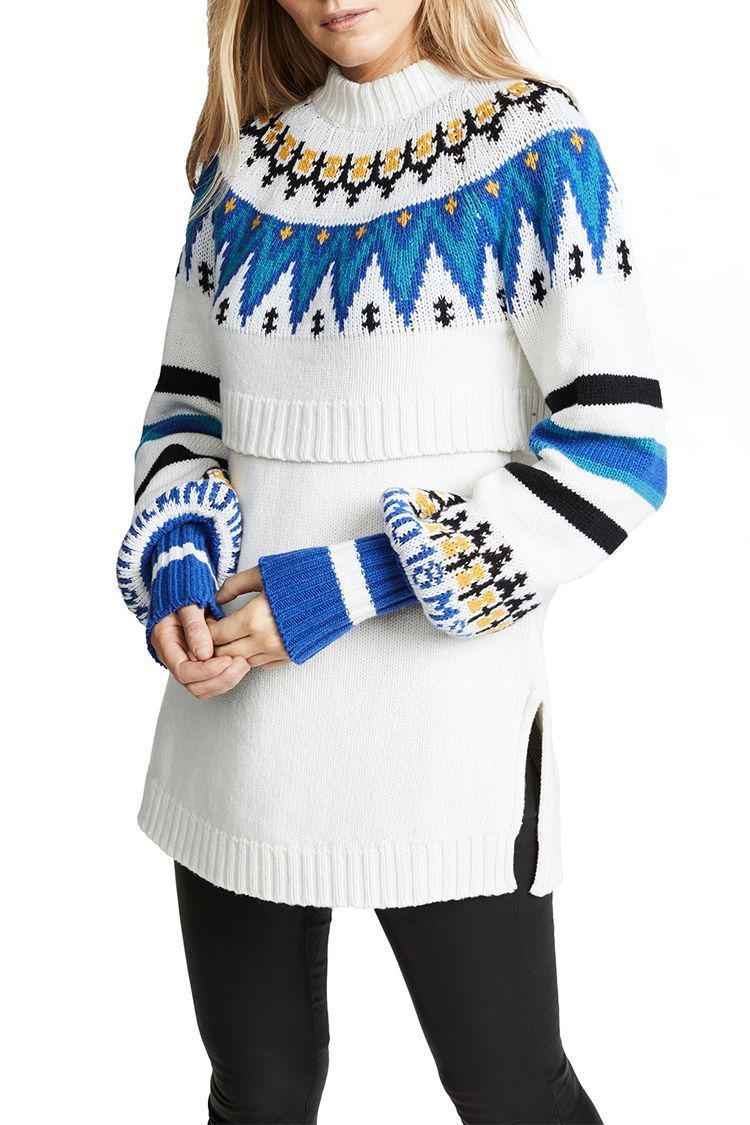 11 Best Fair Isle Sweaters for Winter 2018 - Fair Isle Knit Sweaters for  Women 30cfa34eb