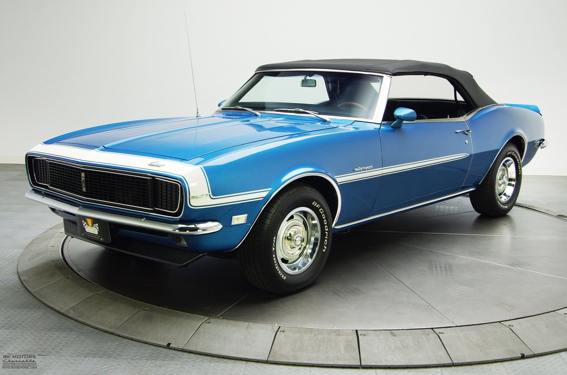 camaro muscle car for sale