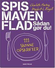 Spis maven flad af Charlotte Hartvig, ISBN 9788712045649