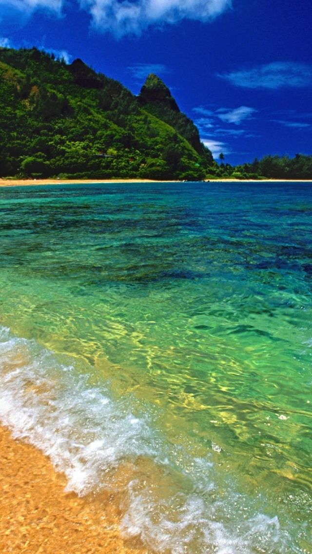 Beach Wallpapers For Iphone Beach wallpaper, Beach