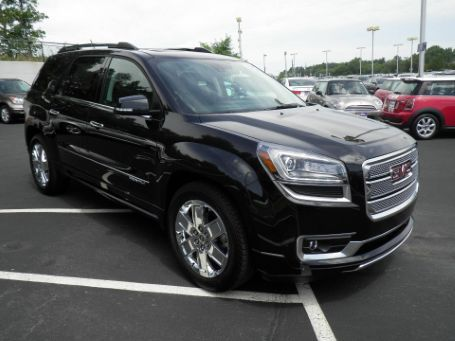 2014 Gmc Acadia Denali In Greenville Sc 10655252 At Carmax Com