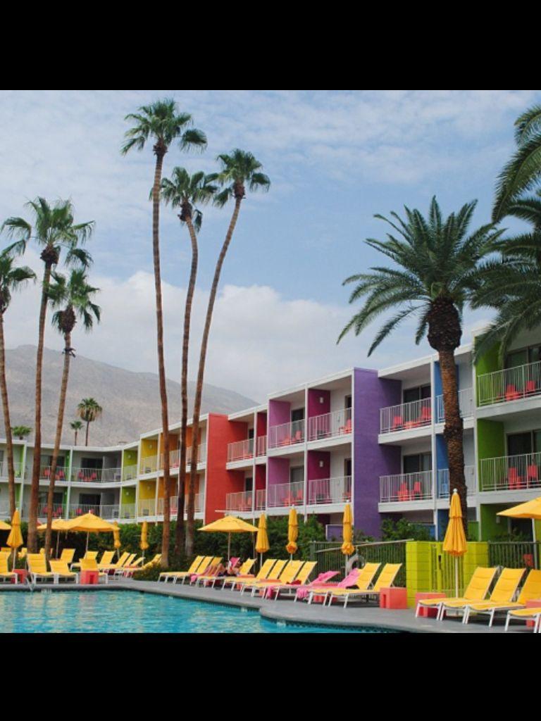 Saguaro Hotel - Palm Springs