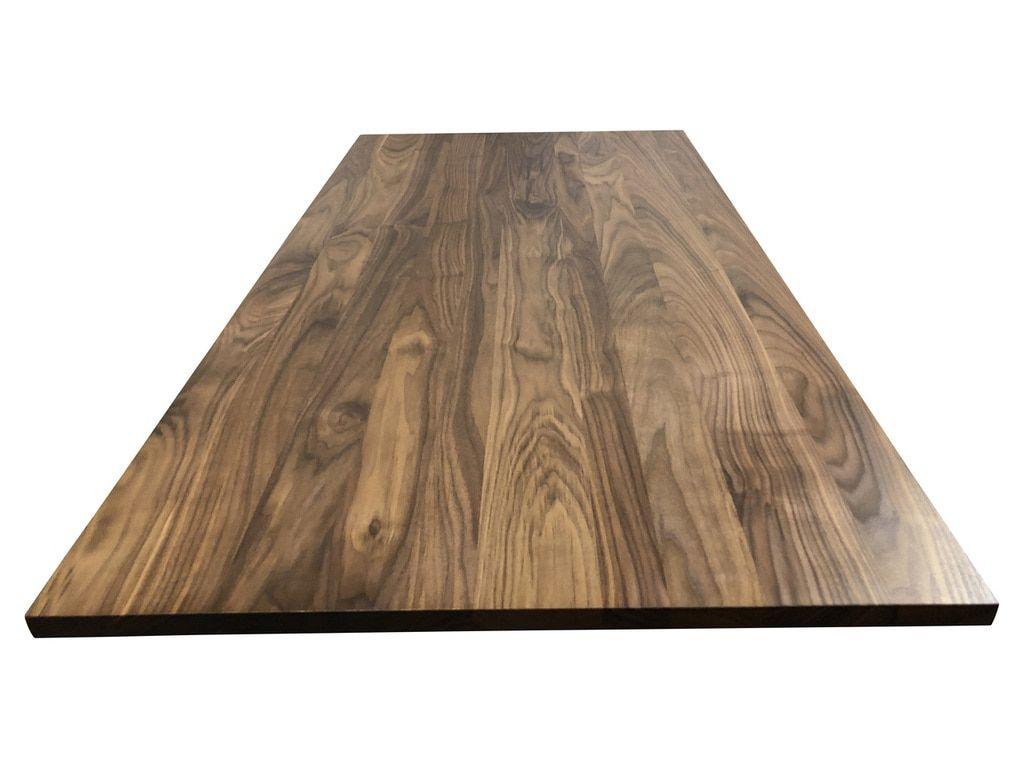 Walnut Desk Top Customize Order Online Walnut Desks Desk