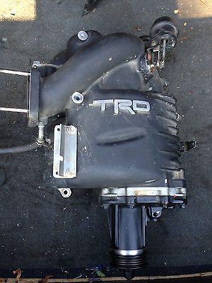 Trd Supercharger For 3 4l V6 5vzfe Trd Supercharger Ebay