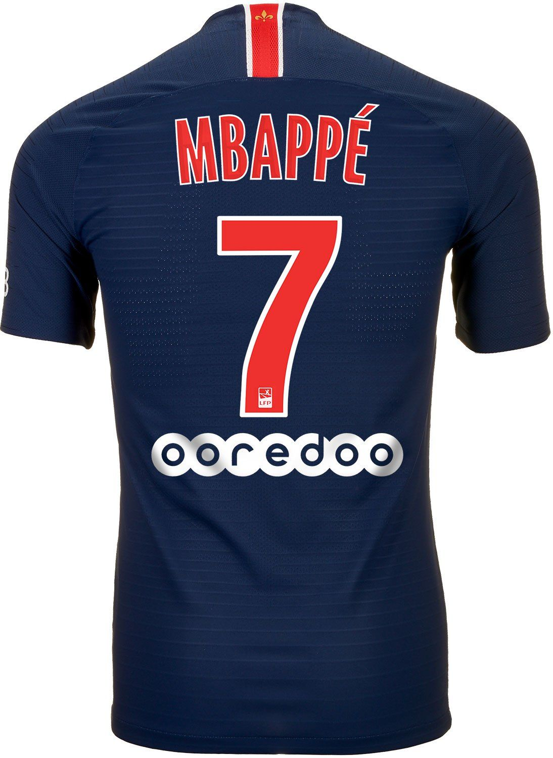 buy online bd756 7e6eb Nike Kylian Mbappe PSG Home Match Jersey 2018-19 | Featured ...