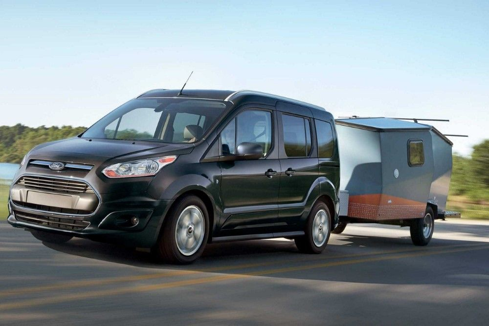 2020 Ford Transit Camper Van Towing Capacity Ford Transit