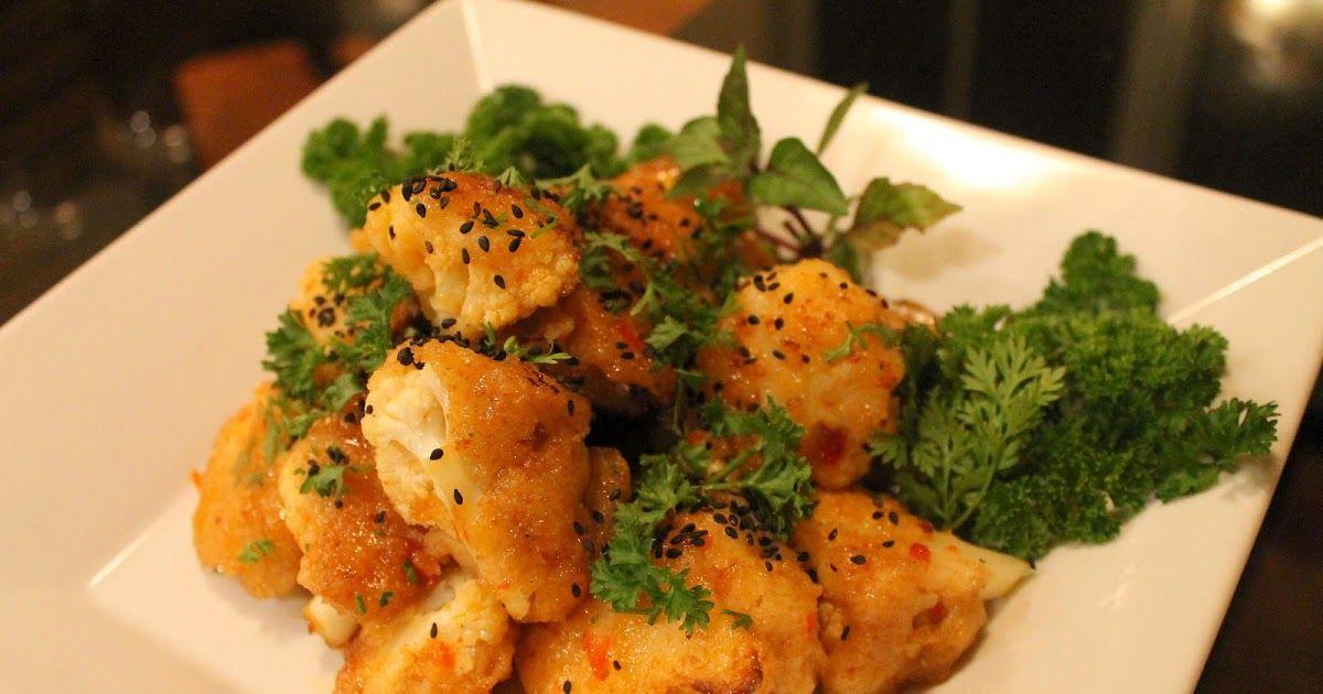 Vegan Cauliflower Frito Misto This Is A Por Dish On Sublime Restaurant In Fort Lauderdale Florida S Menu Under Etizers