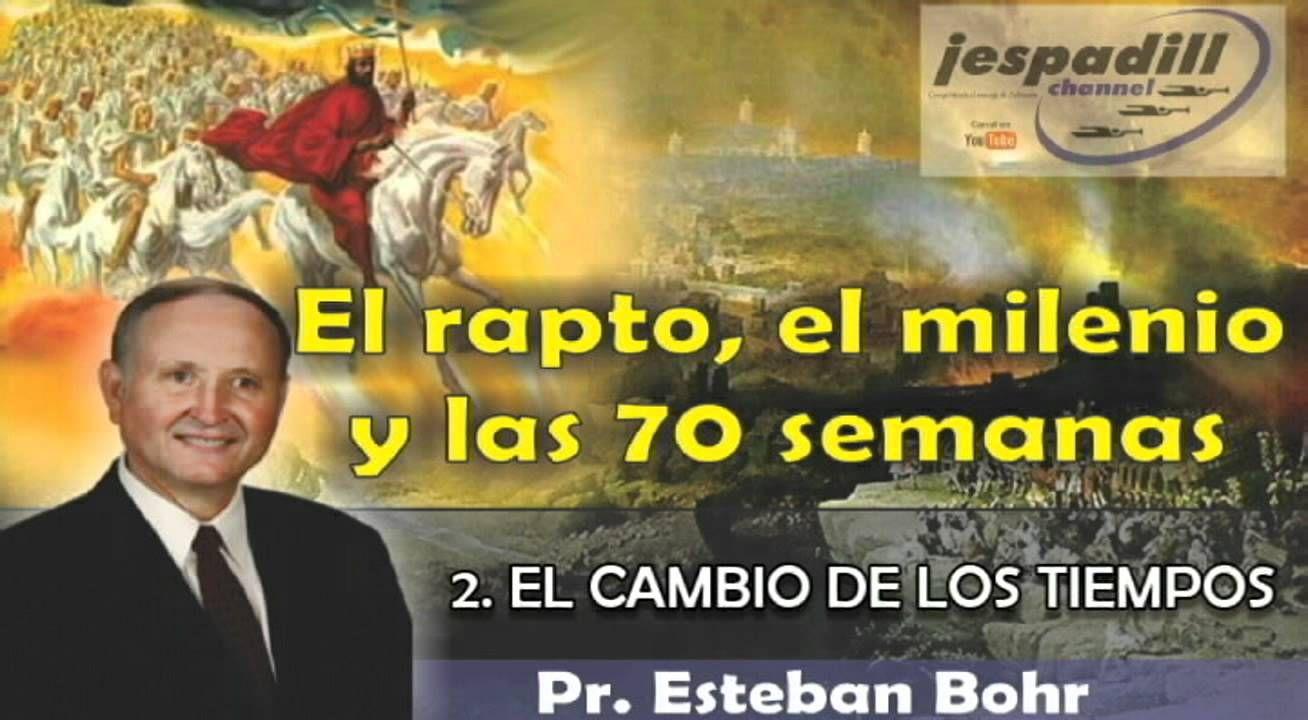 2/10 - EL CAMBIO DE LOS TIEMPOS - SERIE: EL RAPTO, EL MILENIO Y LAS 70 S...