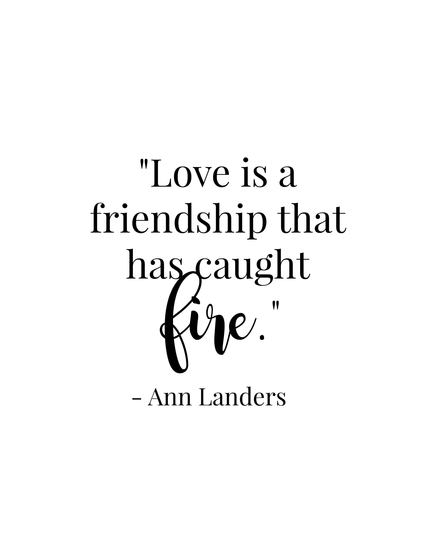 landers sucks Anne