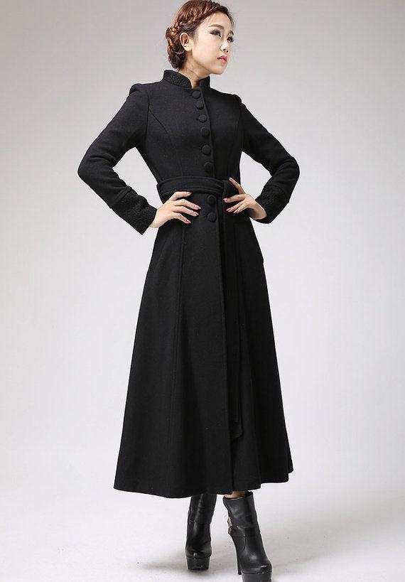 87ca361268a Black coat