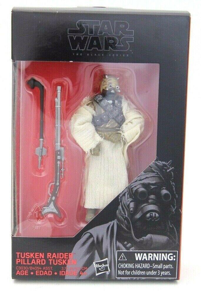 "DISCOUNT NEW Star Wars Black Series Tusken Raider Pillard Tusken figure 3.75/"""