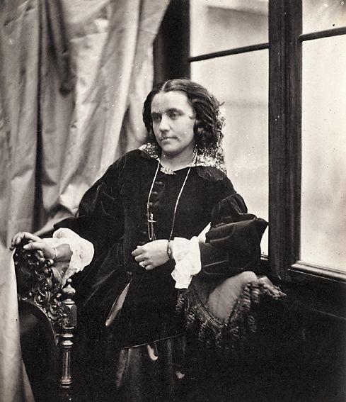 Bertha Wehnert-Beckmann | Tintype, History nerd, Vintage photography