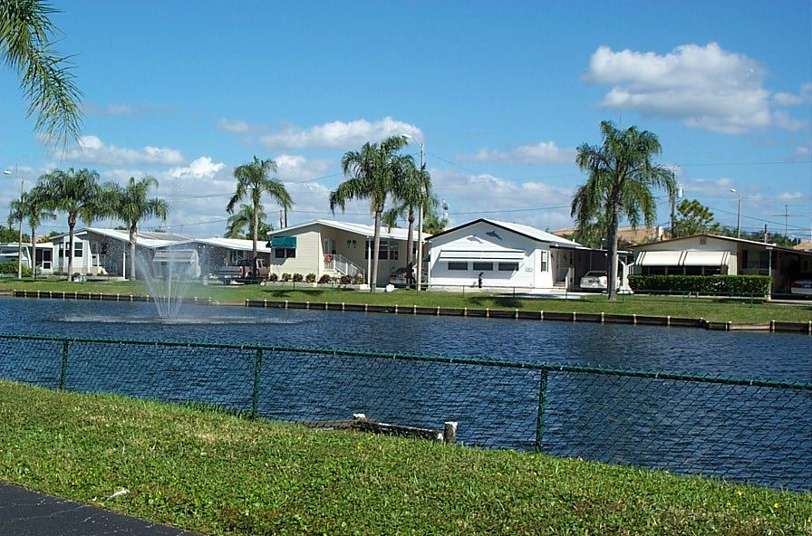Gateway Mobile Home Park in Saint Petersburg, FL via MHVillage.com on
