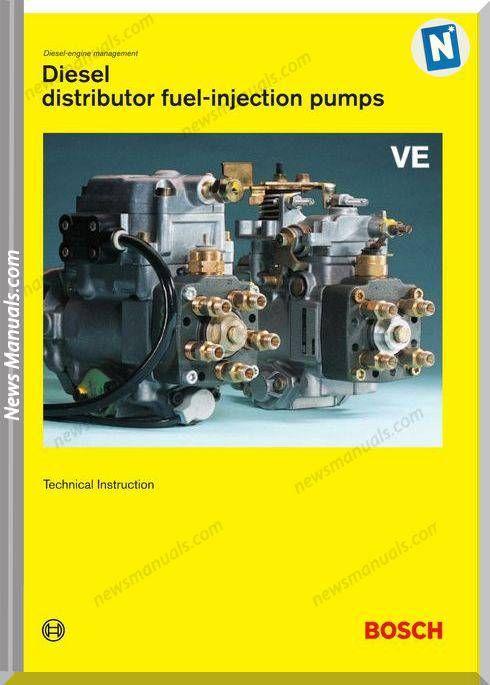 Bosch Ve Pumps Repair Manual