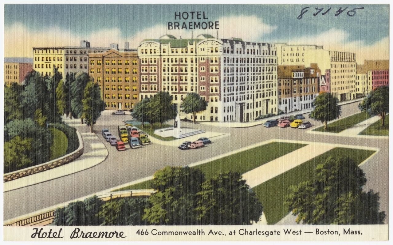 Pin On Vintage Photos Boston