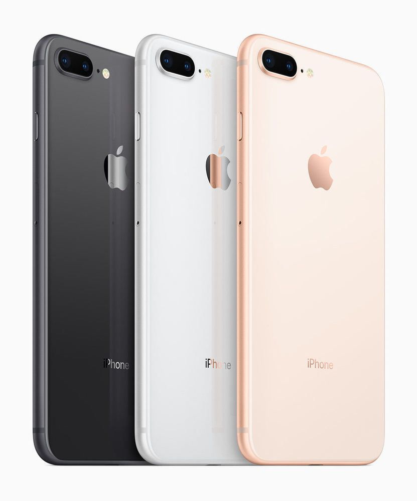 Fully Unlocked Iphone 8 Plus 64gb 256gb Space Gray Silver Gold Red Cdma Gsm Ebay Apple Iphone Iphone Apple Phone