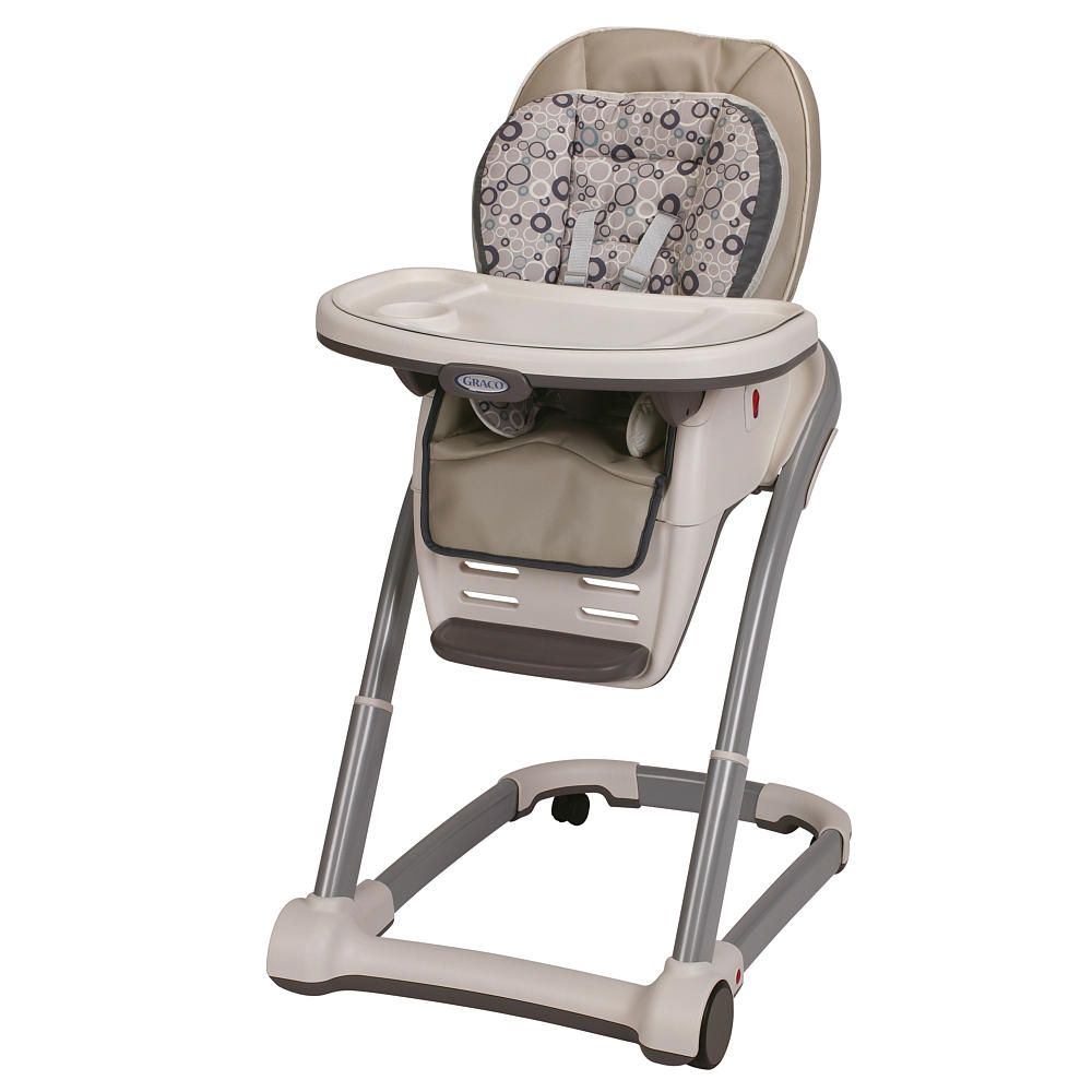 Graco Blossom 4in1 High Chair  Brompton  Graco  Toys