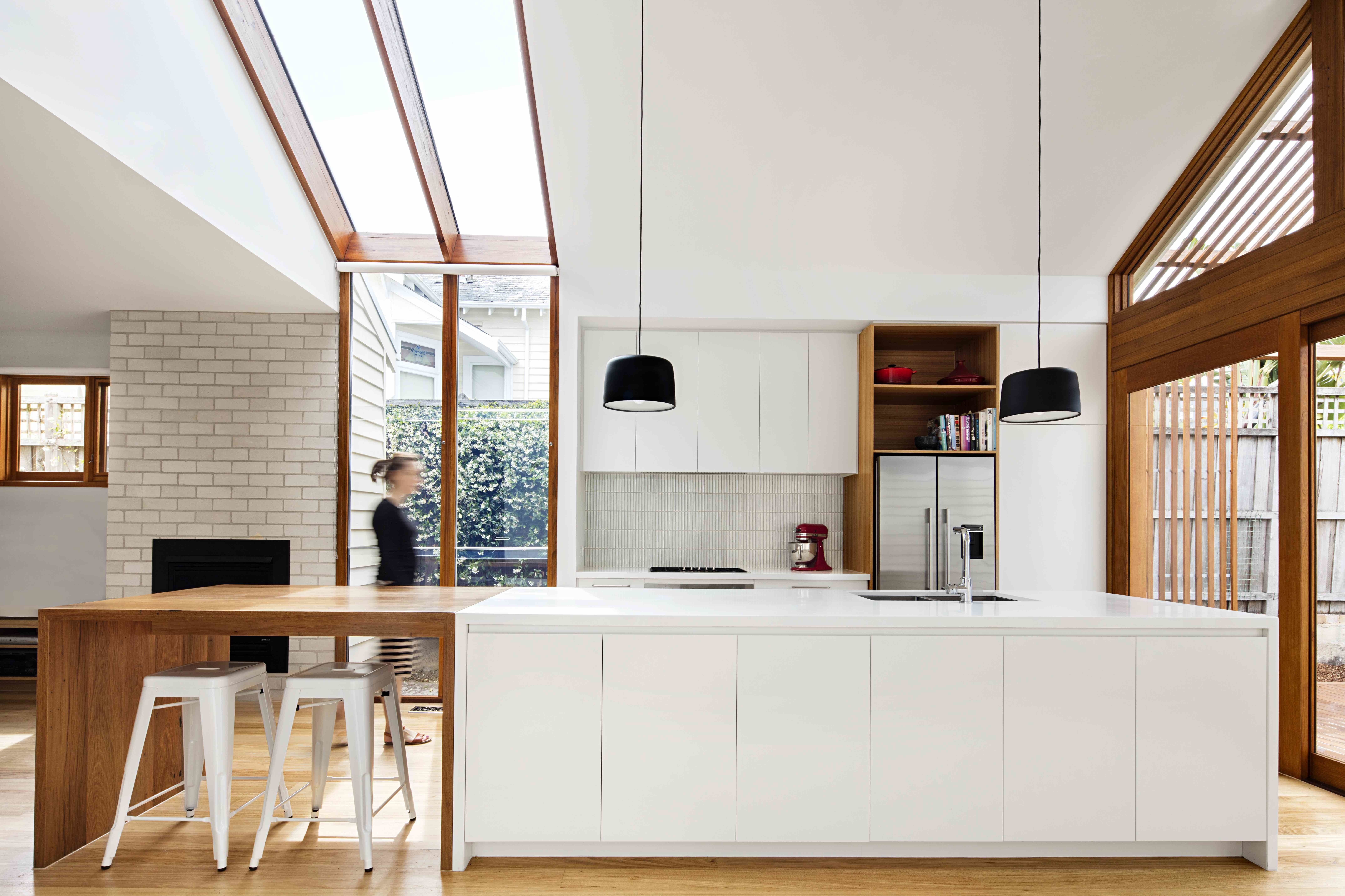 Best Photos From 2 New Gable Roofs Brighten Up An Edwardian Cottage
