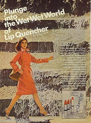 1976 Lip Quencher ad