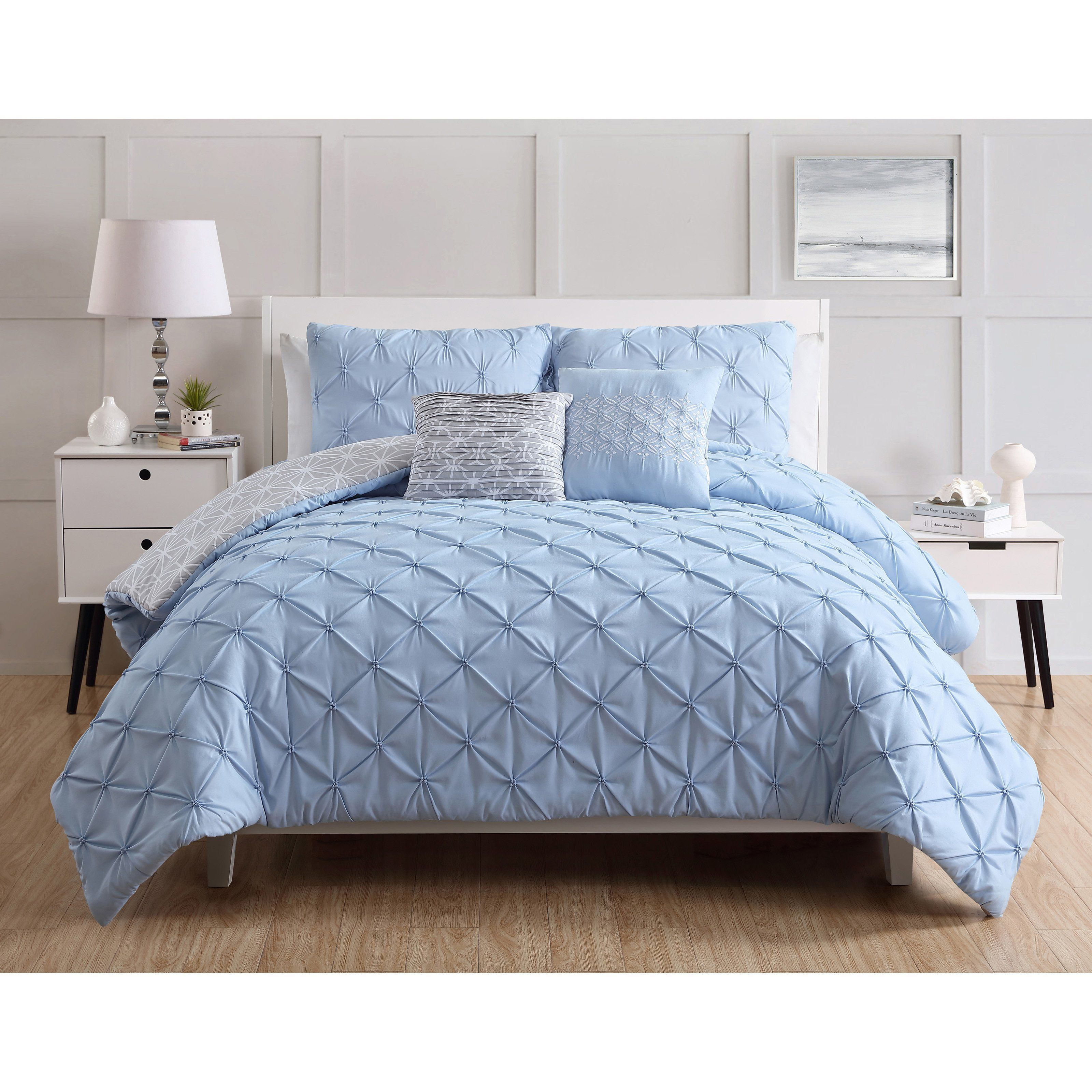 Ziva Comforter Set by VCNY from