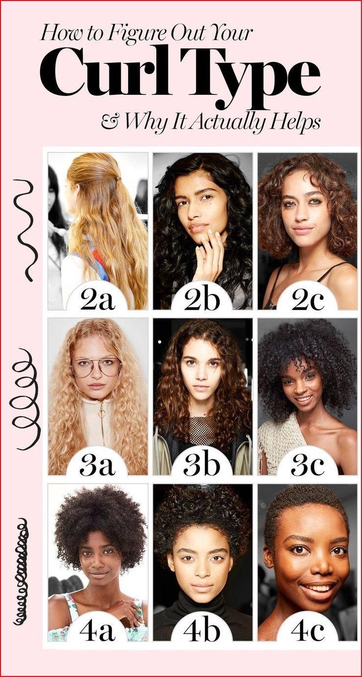 Classification Of Medium Hair Types Medium Hairstyles Hair Haircuts Hairstyles Curly Hair Styles Naturally Hair Styles Types Of Curls
