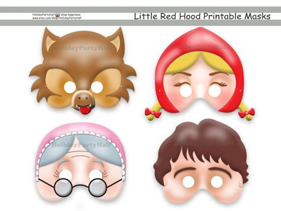 Little Red Riding Hood Party Supplies  Lifes Little