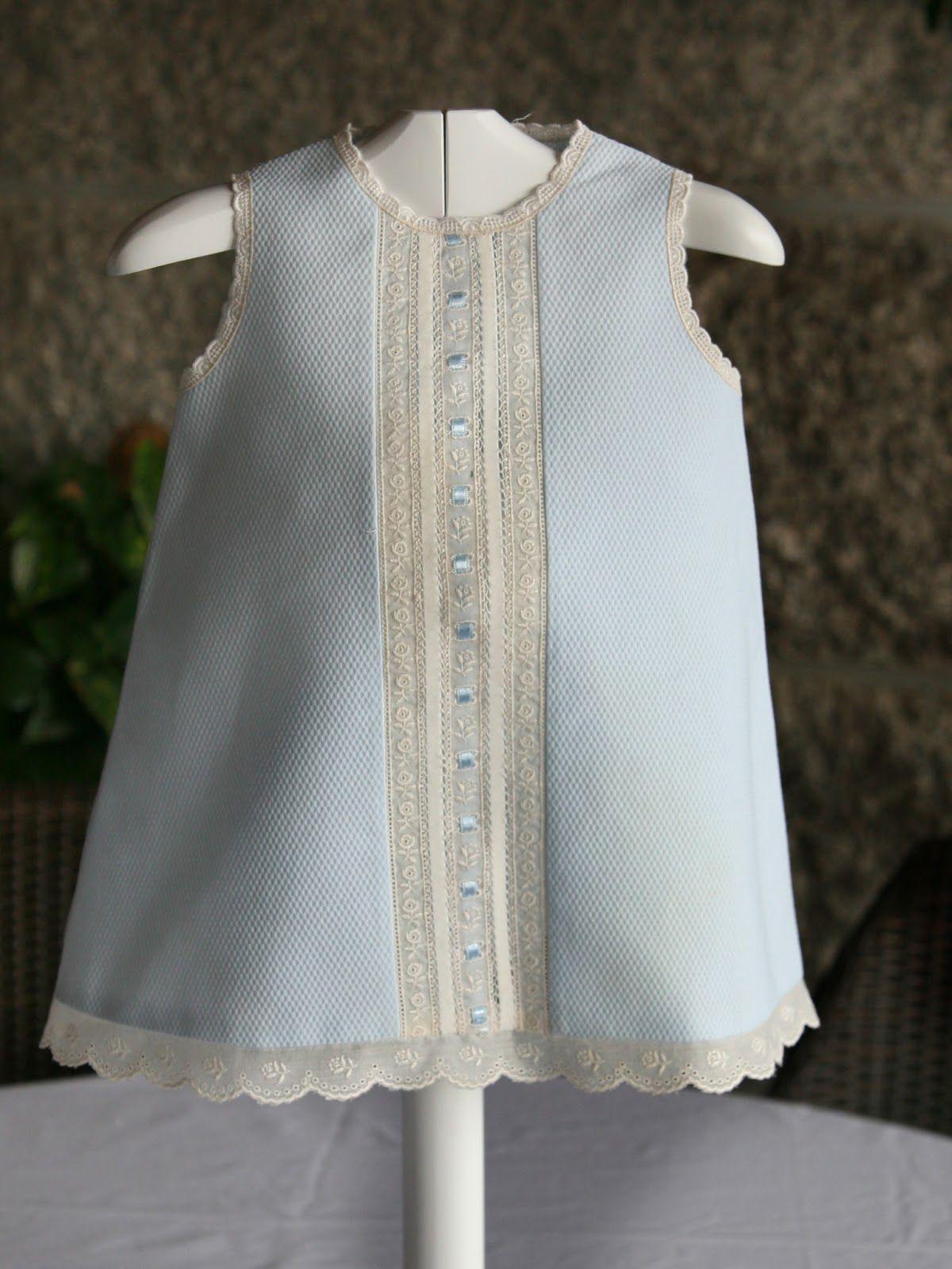 a45716a7 Bebé En Camino, Vestidos Para Bebés, Bricolaje Y Manualidades, Nena, Ropa  Bebe
