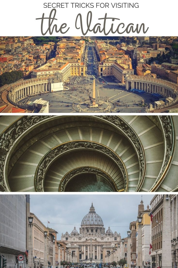 Top 5 Tips For Visiting The Vatican In Rome, Italy (With