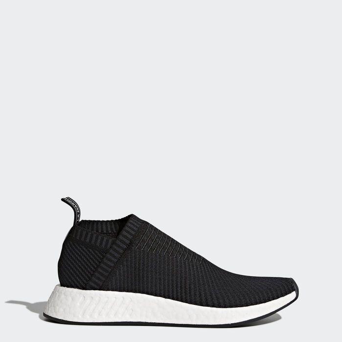 Most popular Originals Adidas NMD_CS2 Primeknit Shoes CQ2372   Black