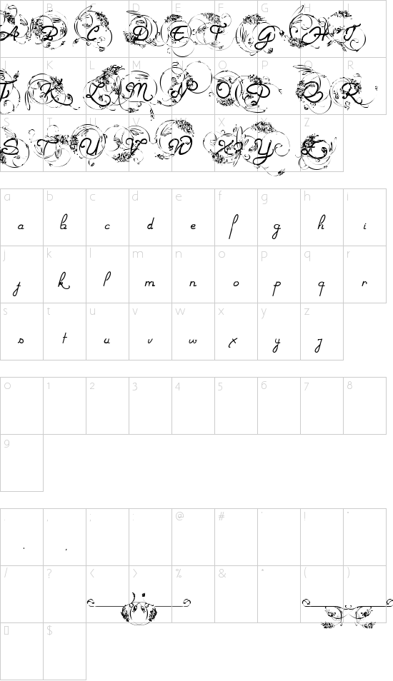 Download Helene Queen K Font  FontsBay.Com
