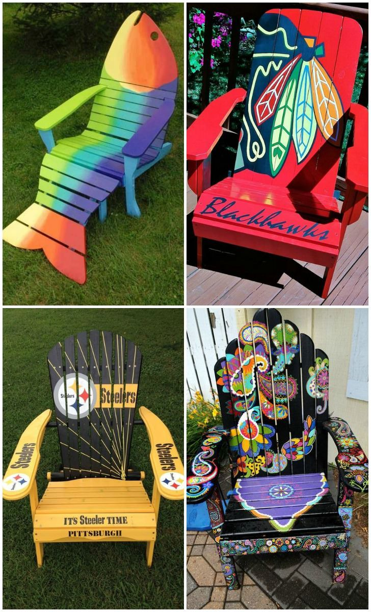 10 Adirondack Chair Ideas For Your Patio Plastic Patio