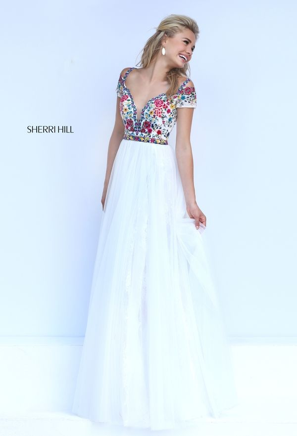 Sherri Hill 50151 Vestidos Pinterest Prom Formal And Homecoming