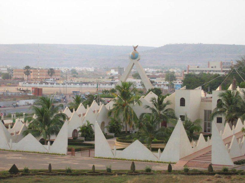 Images of Bamako capital city of Mali