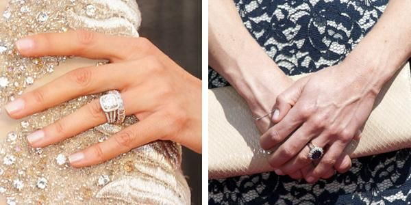 Is Kate Middleton S Engagement Ring Gold Or Platinum 28 Engagement