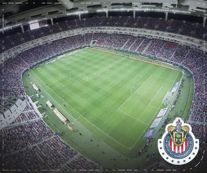 Estadio Omnilife de las Chivas del Guadalajara México Estadios