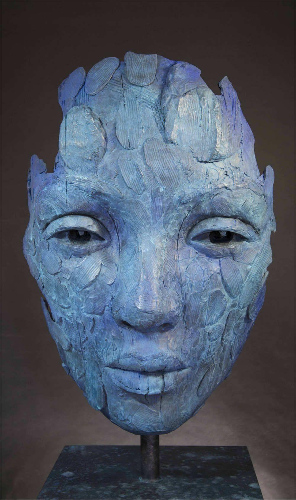 Lionel-Smit-Assemble Fragment, 2015, Bronze, Edition 1 of 6, 86 x 61 x 40cm