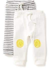 Jersey-Legging 2-Pack for Baby