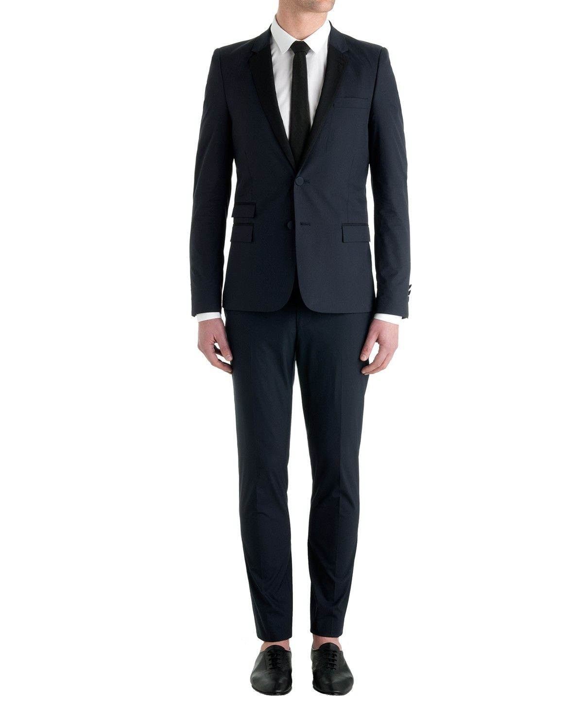 4391e06318 Dark navy suit - Suit - Men - The Kooples | Suit | Dark navy suit ...