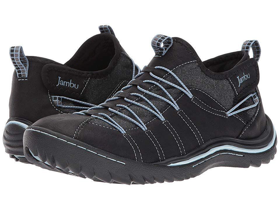 Jambu Spirit Vegan Women's Shoes Black