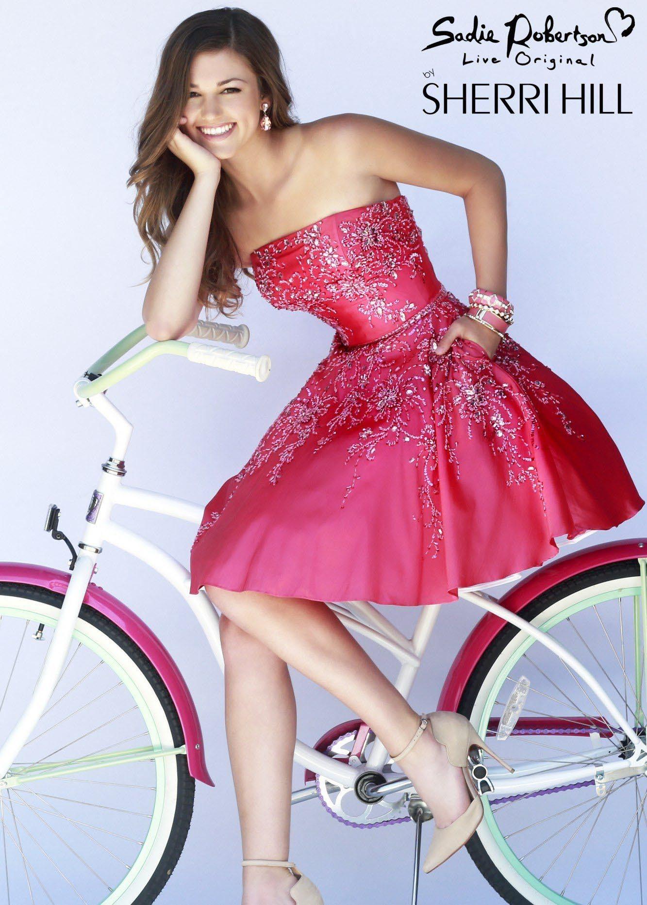 sadie robertson prom dresses | Dresses | Pinterest | Sadie robertson ...