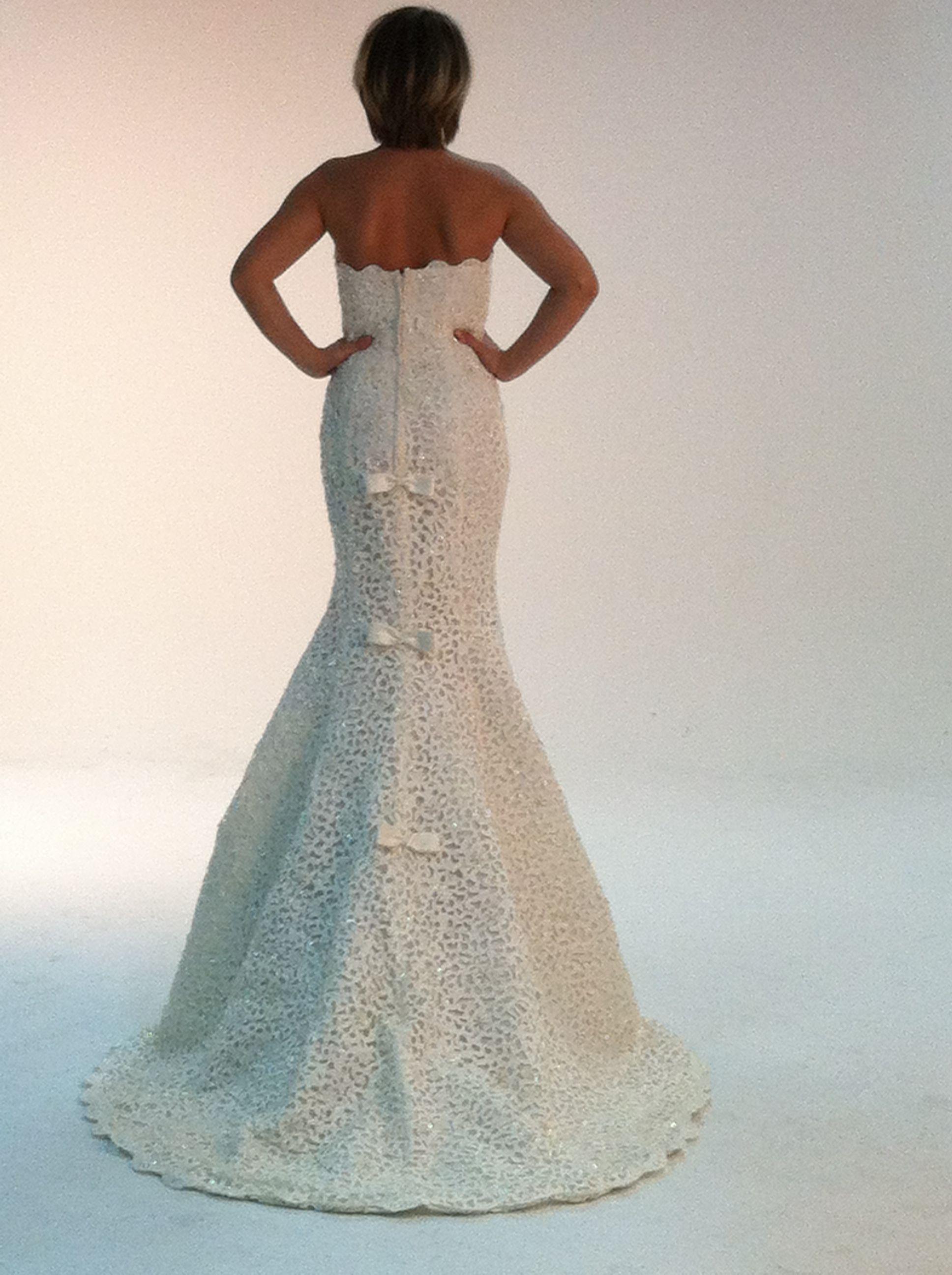 Precio de alquiler vestido de novia
