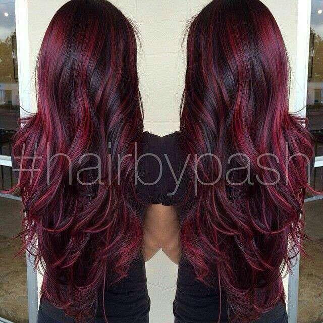 fall hair color   Medium hair, Hair coloring and Medium hairstyle