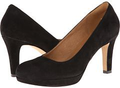 1ffa95a30742 Clarks Delsie Bliss. Black Suede ShoesSuede ...
