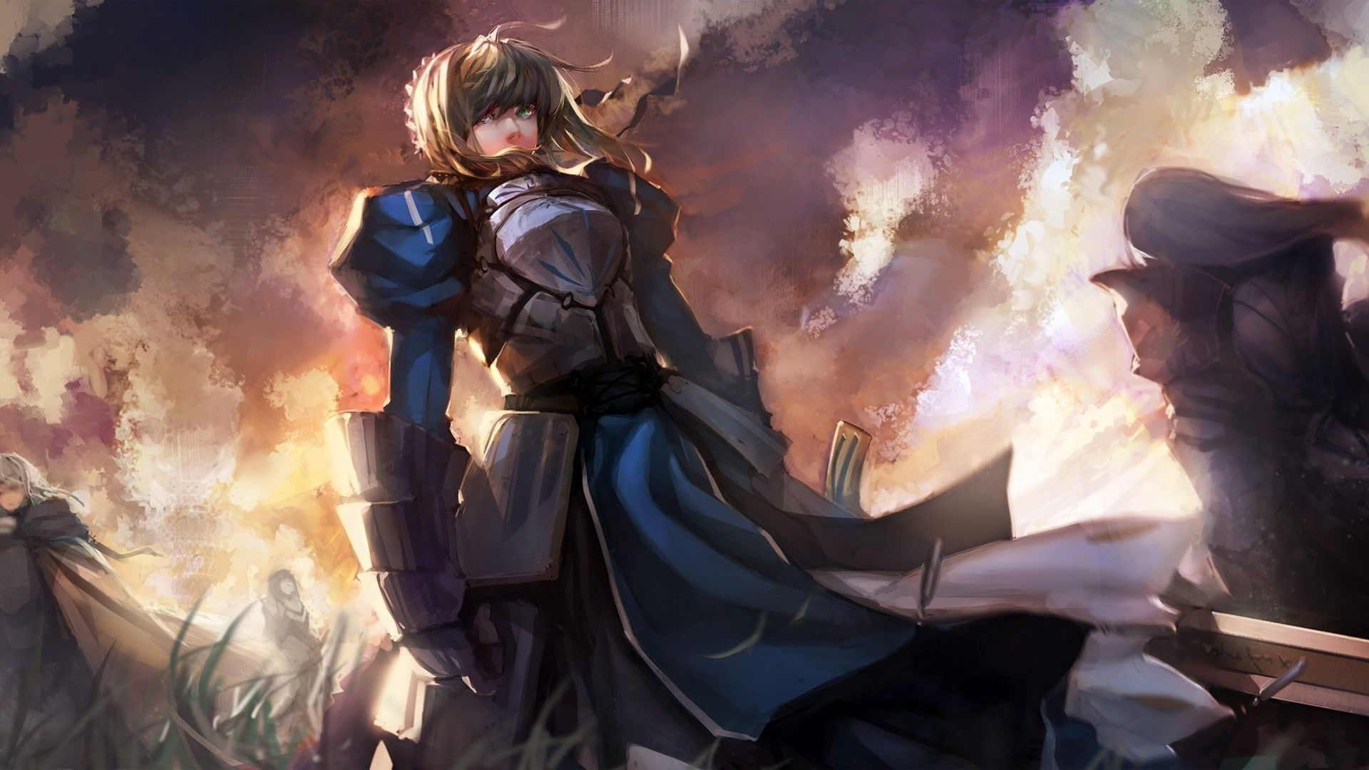 fate stay night wallpaper konachan 1680×1050 fate stay night saber